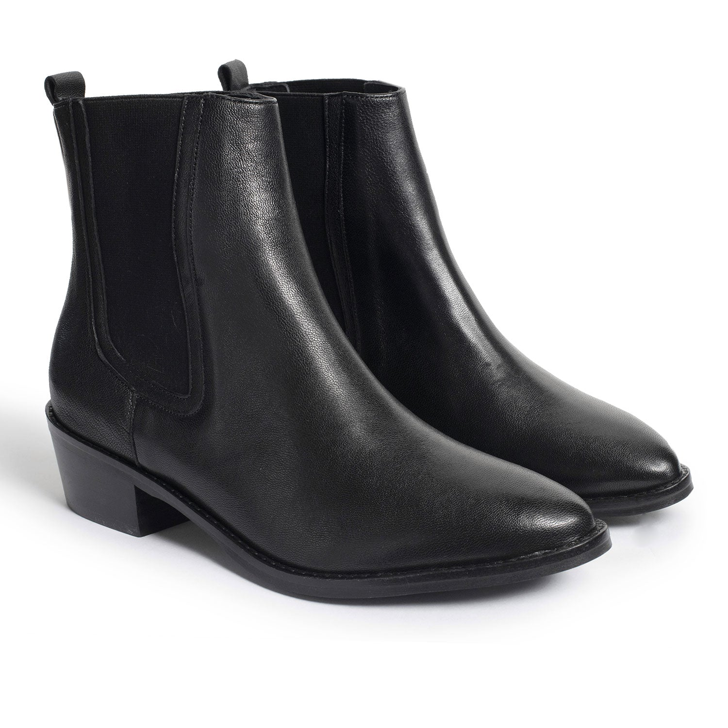 Bottines Clara Maga Noir