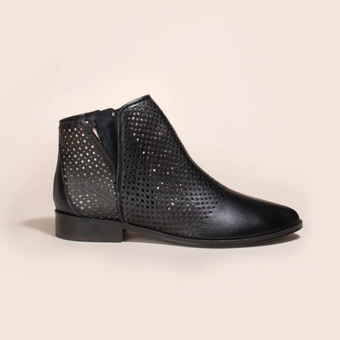 Bottines Pompei cuir