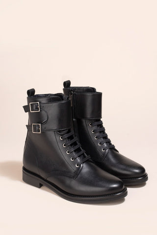 Boots London Noir - Anaki Paris