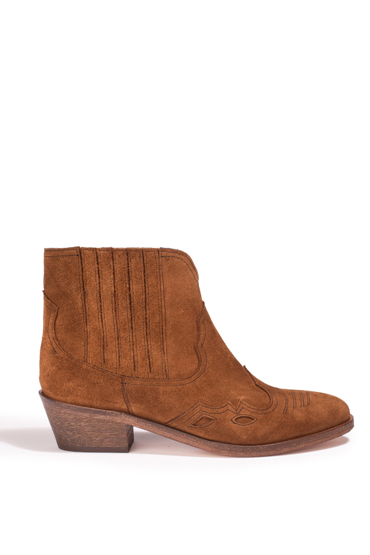 Bottines Carrie Tabbaco