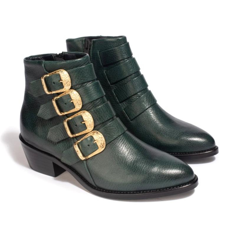 Bottines Cathia foret - Anaki Paris