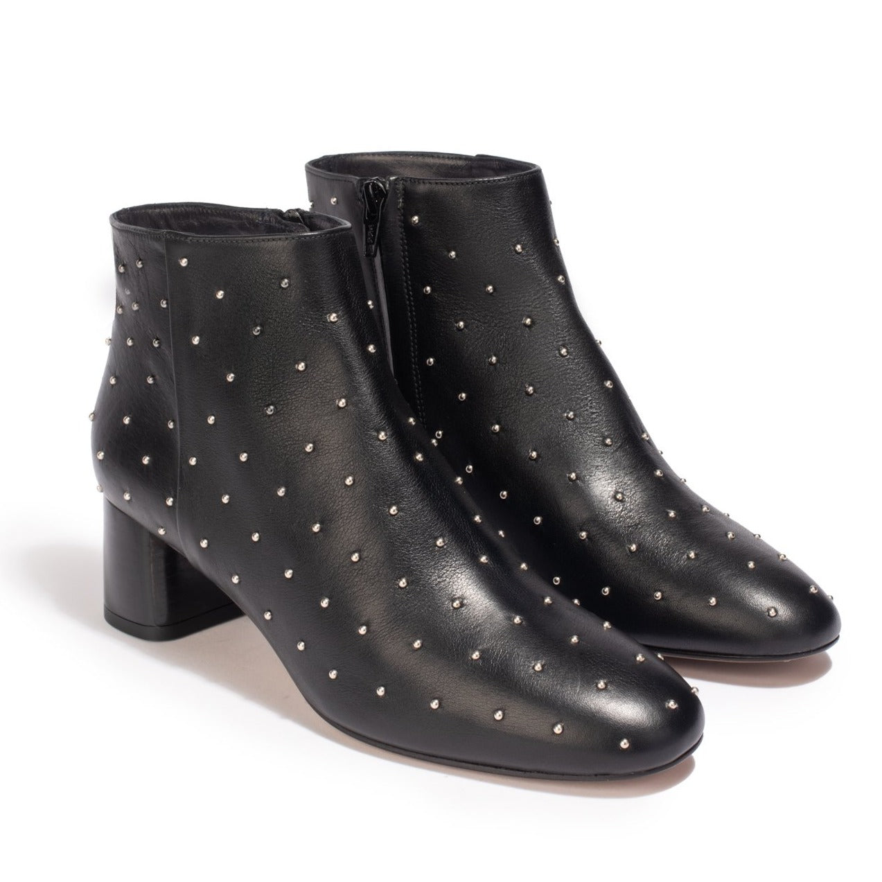 Bottines Daphne Noir - Anaki Paris