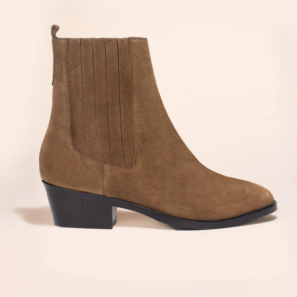 Bottines Elizabeth