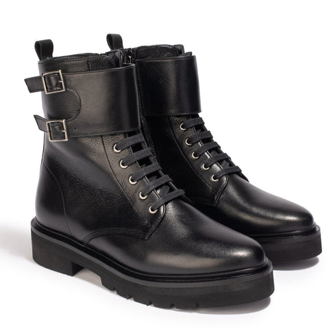 Bottines Lottie Noir - Anaki Paris