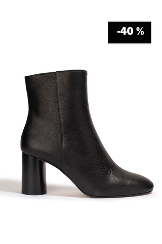 Bottines Ripon Maga Noir