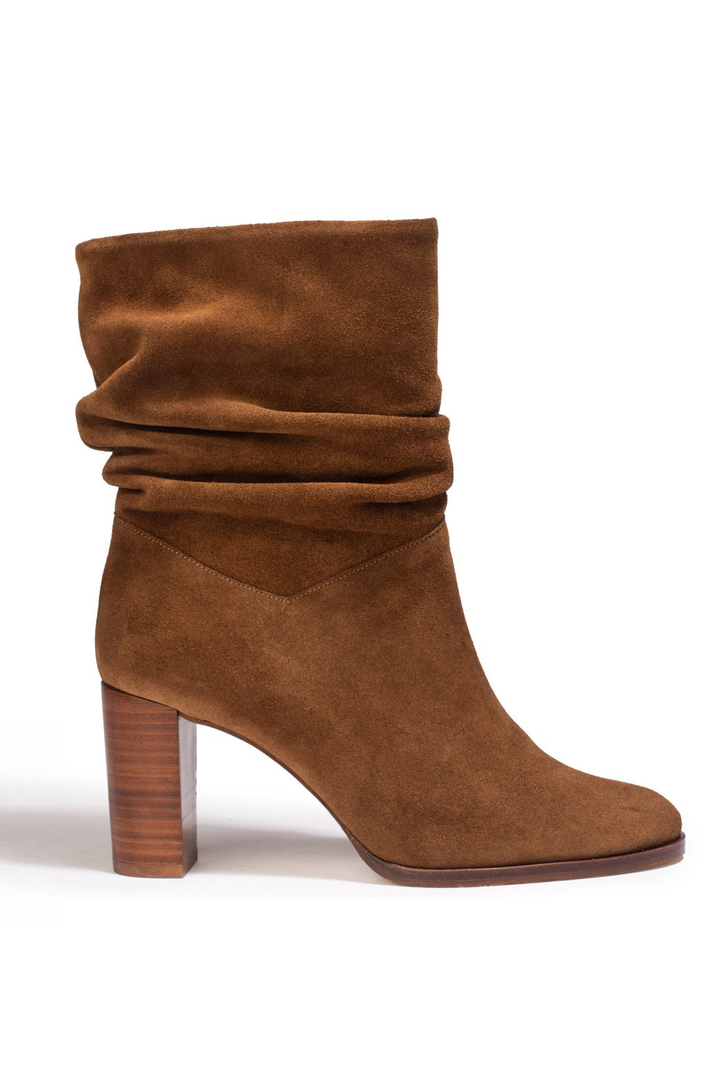 Bottines Sixtine Marron - Anaki Paris
