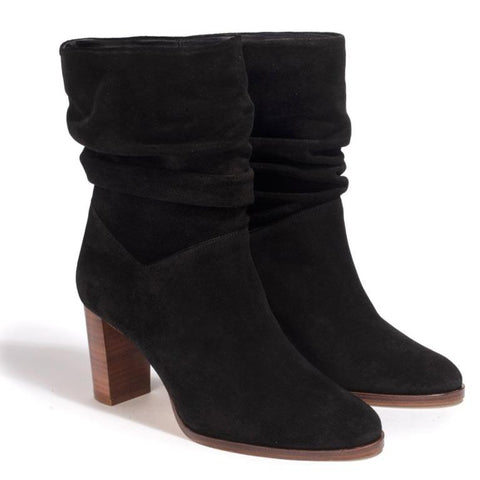 Bottines Sixtine Noir - Anaki Paris