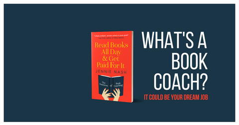 What is book coaching? with Jennie Nash