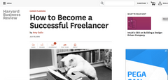 How to Become a Better Freelancer article