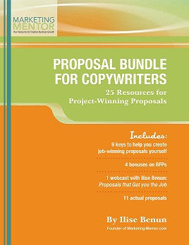 Copywriter's Proposal Bundle