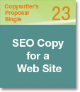 Copywriter's Proposal Single 23