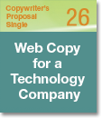 Copywriter's Proposal Single 26