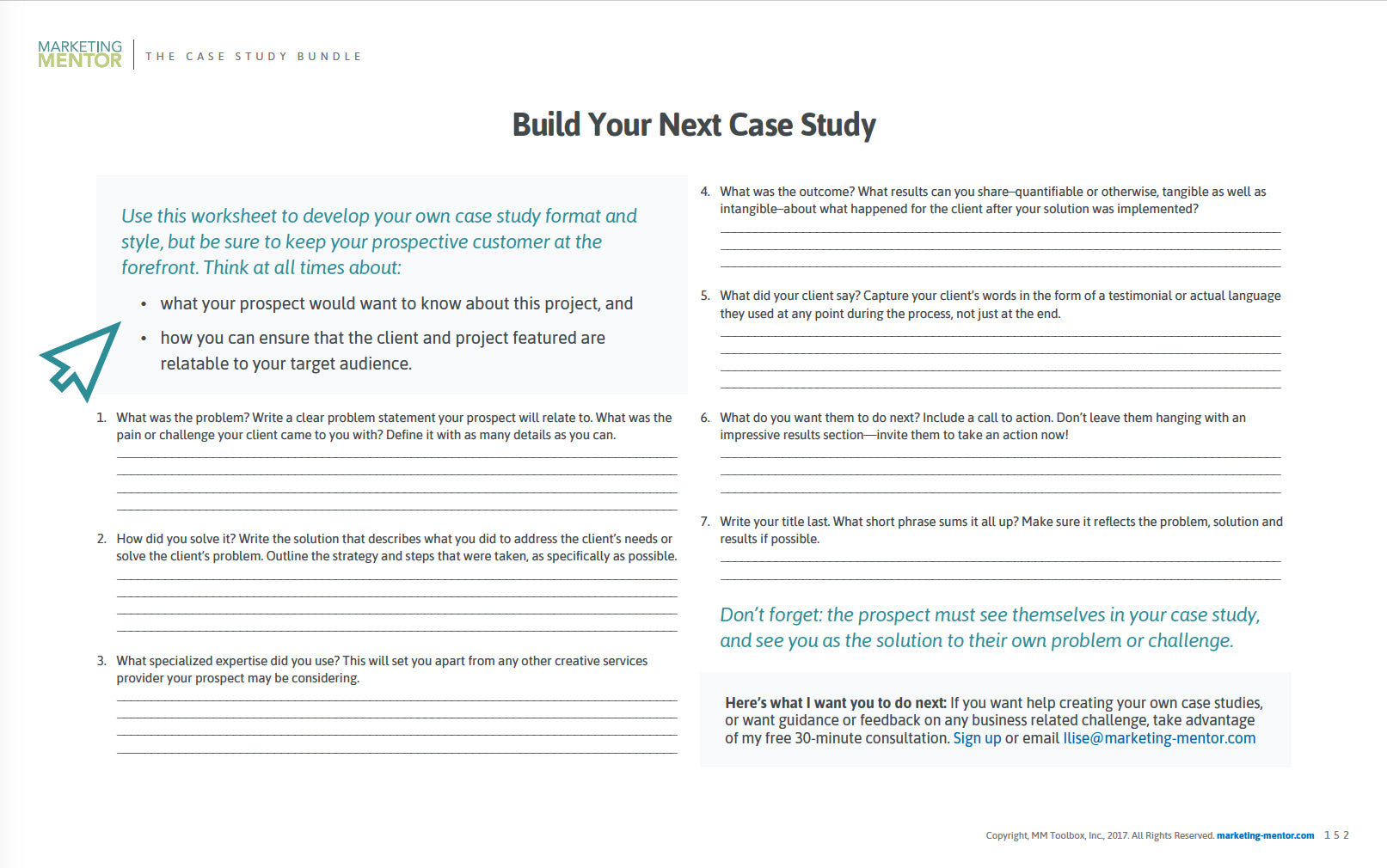 short marketing case studies with solutions The Fundamentals of Case Study Help Revealed