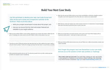 Case Study Bundle: 7 Steps to a Case Study that Closes the Deal