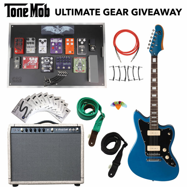 Ultimate Gear Giveaway!