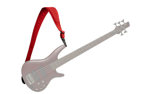 ESO Strap - Crimson - Right & Left Handed Bass Strap
