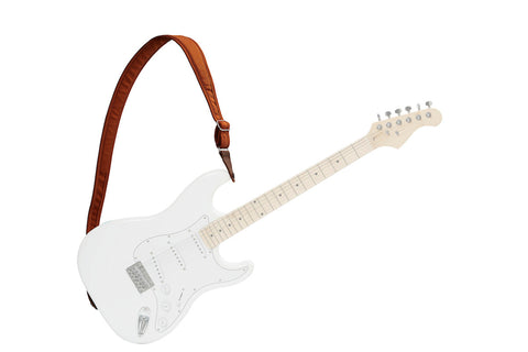 ESO Strap - Burnt Orange - Right & Left Handed Guitar Strap