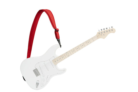 ESO Strap - Crimson - Right & Left Handed Guitar Strap