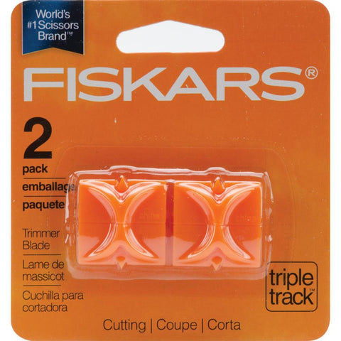 Fiskars Triple Track Cutting Blades