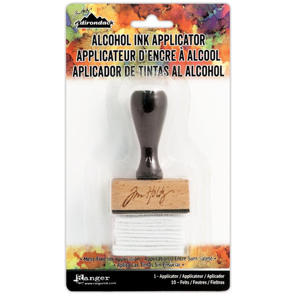 Alcohol Ink Applicator & Replacement Felt