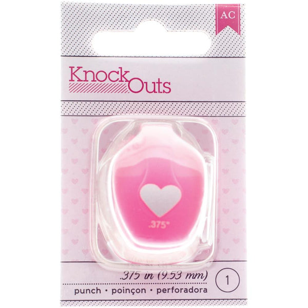 Knock Outs Mini Punches by American Crafts