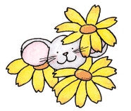 0239F Flower Mouse