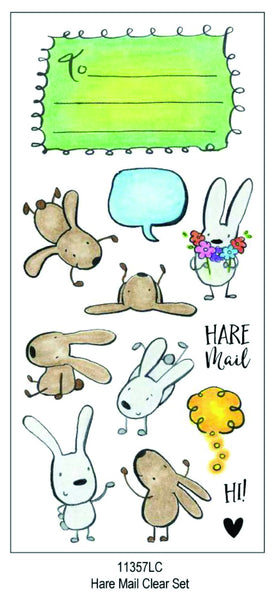 11357LC ~ Hare Mail