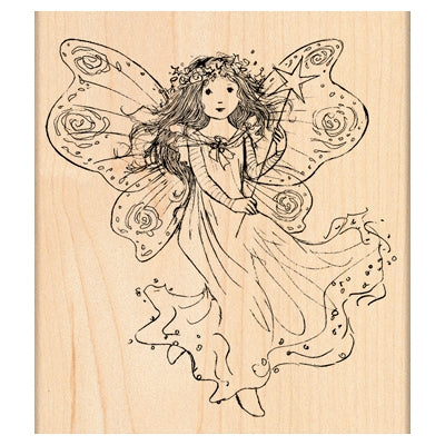 4351L Winged Fairy
