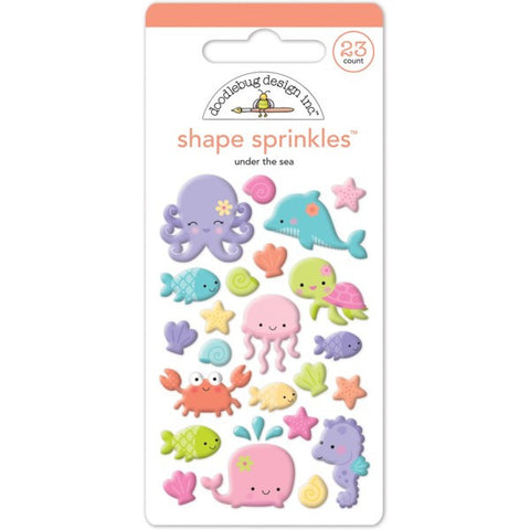Doodlebug Designs - Shape Sprinkle