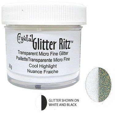 502-MFC Glitter Ritz ~ Warm Highlights 2oz Jar