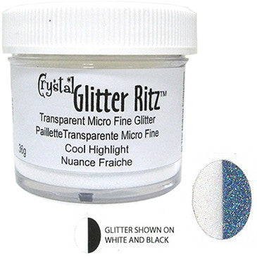 512-MFC Glitter Ritz ~ Cool Highlights 2oz Jar