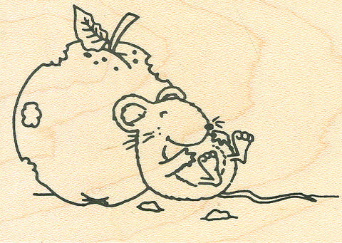 6519J Mouse's Full Tummy