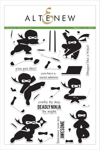 ALT1999 ~ Ninja Invasion