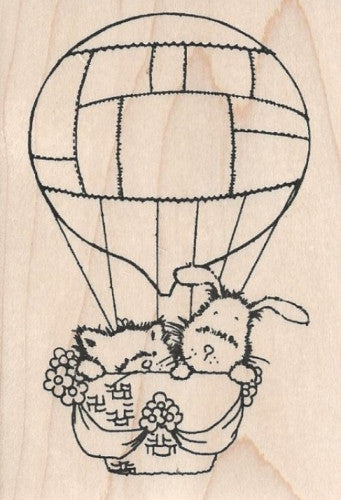 7005J Hot Air Balloon Pals