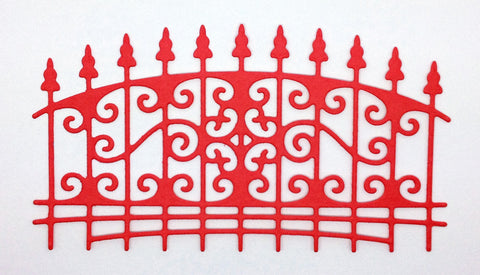 CABD-067 ~ Ornamental Fence
