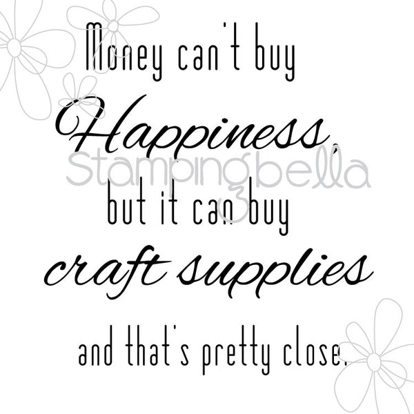 EB296 MOney Can't Buy Happiness
