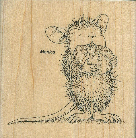 HMQ15 House Mouse Designs ~ Mint Nibbler