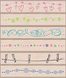 LL128 Embellishment Borders