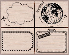 LL252 Travel Tags