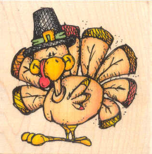 MY827 Tim Turkey