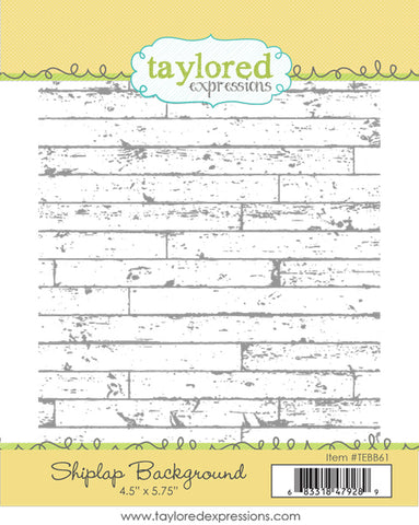 TEBB61 ~ Shiplap Background