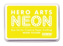 AF220 Neon Ink Pad ~ Yellow