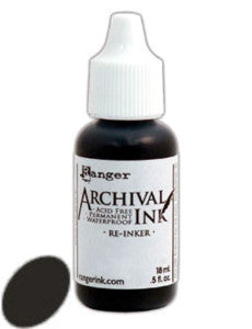 ARR30799 Archival Ink Reinker ~ Jet Black