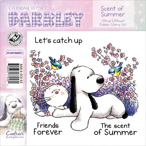 BARX-SCE Barkley ~ Scent of Summer