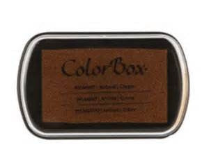 CBC Colorbox Pigment Ink ~ Metallic Copper