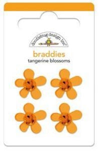 DB-2055 Braddies ~ Tangerine Blossoms