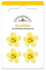 DB-2056 Braddies ~ Bumblebee Blossoms