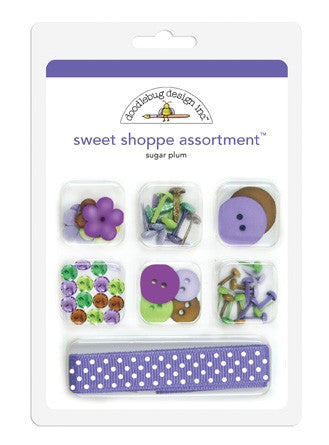 DB-2114 Sweet Shoppe ~ Sugar Plum
