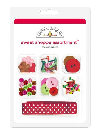 DB-2117 Sweet Shoppe ~ Cherries Jubilee