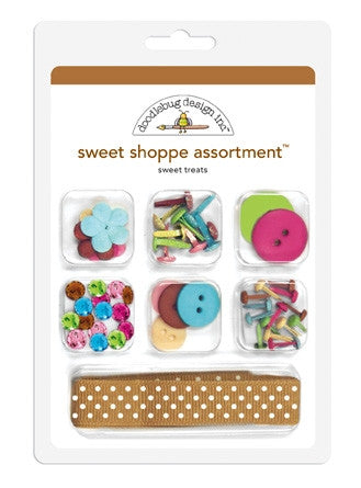 DB-2118 Sweet Shoppe ~ Sweet Treats